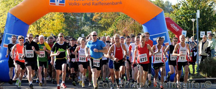 Triathleten dominieren 28. Hachenburger Löwenlauf – 1.700 Teilnehmer