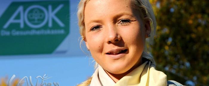 Nina Stöcker zweite Deutsche beim Frankfurt Marathon