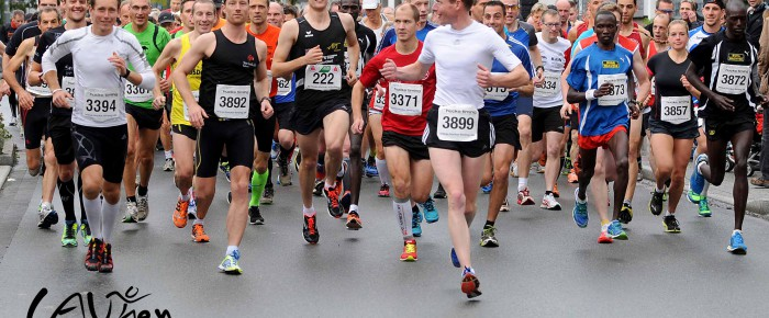 Finale der Rothaar-Laufserie 2014 in Helberhausen