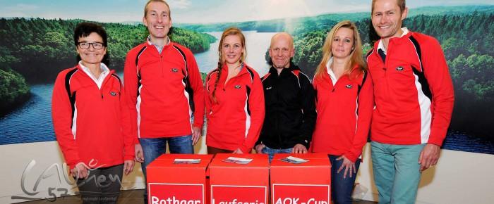 AOK-Rothaar-Laufserie 2014 endet mit neuem Rekord