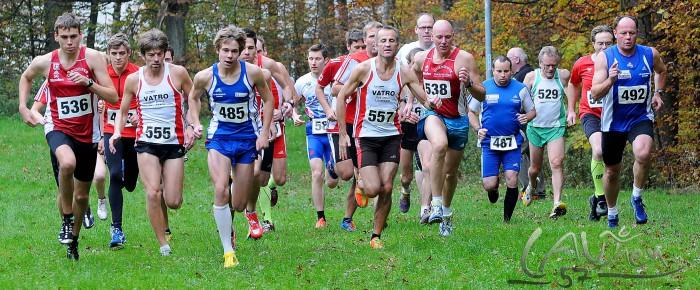 Gut gelaufen: 161 Starter bei Kreis-Crossmeisterschaften in Wilnsdorf
