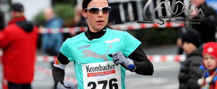 Sabrina Mockenhaupt jagt in Hamburg zwei Marathon-Rekorde
