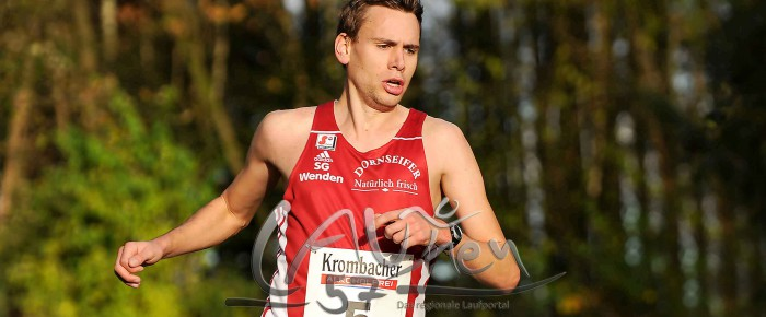 Simon Huckestein Fünfter bei Hallen-DM 2015 über 1.500 Meter
