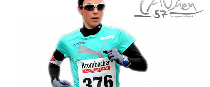 """Sabrina Mockenhaupt gewinnt 34. Straßenlauf """"Rund um das Bayerkreuz"""""""