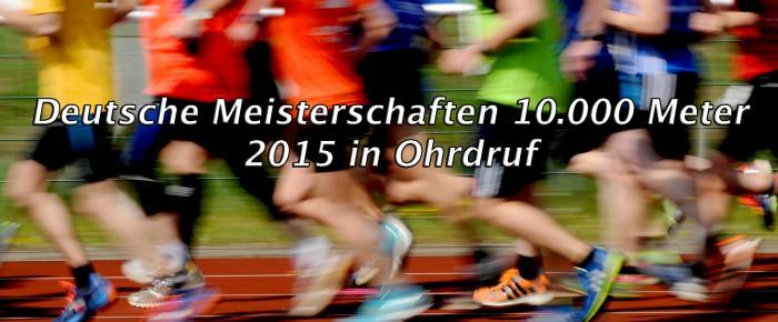 SG Wenden holt zwei Titel bei DM über 10.000 Meter