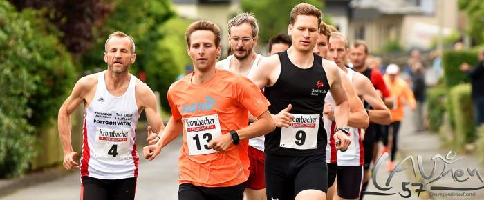 Markus Mockenhaupt und Ramona Wied gewinnen Cup-Lauf in Mudersbach