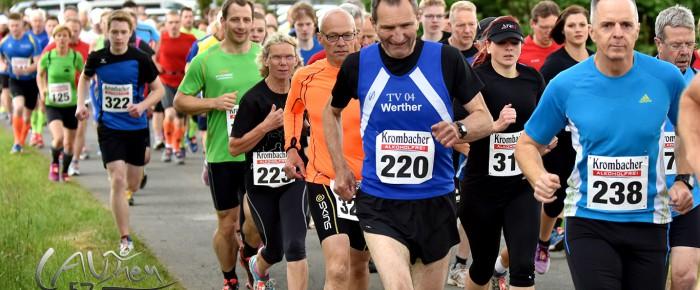 Zwei neue Streckenrekorde beim 19. Büscher Waldlauf