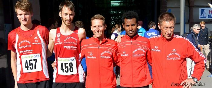 Deuzer Yohannes Hailu Atey bei DM mit neuem Siegerlandrekord