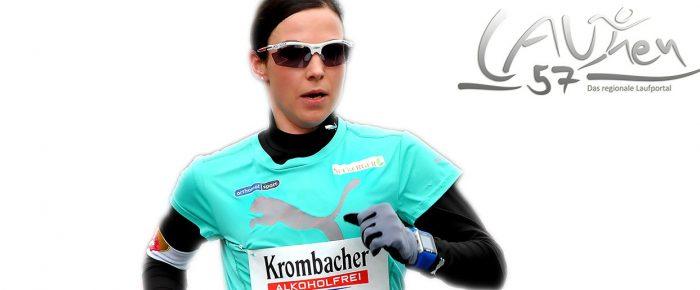 Sabrina Mockenhaupt startet mit einem Sieg ins EM-Jahr 2018