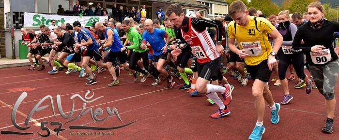Tobias Lautwein siegt im Endspurt beim 18. Helberhäuser HauBerg-Lauf