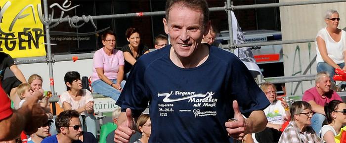 """Burkhard Farnschläder zum """"Hobbyläufer des Jahres"""" nominiert"""