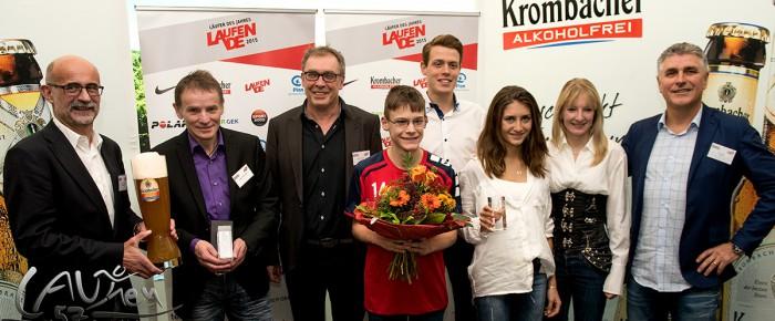 Burkhard Farnschläder in einem Atemzug mit Arne Gabius und Gesa-Felicias Krause