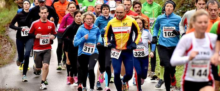 Marco Giese und Rebekka Otterbach Sieger beim 11. Flecker Tunnellauf