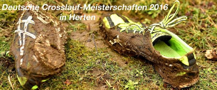 Deutsche Crosslauf-Meisterschaften 2016 wurden zur Schlammschlacht – SG Wenden holt nur Bronze