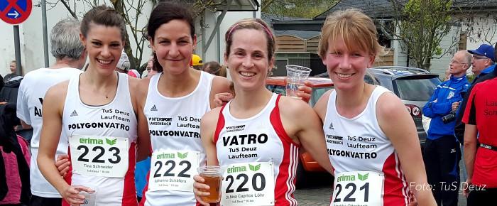 Westdeutsche Straßenlauf-Meisterschaften: SG Wenden und TuS Deuz mit Kopf-an-Kopf-Rennen