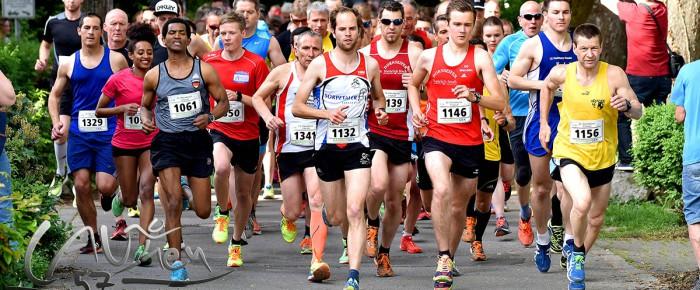 Teilnehmerrekord und Straßenfete beim 24. Attendorner Citylauf