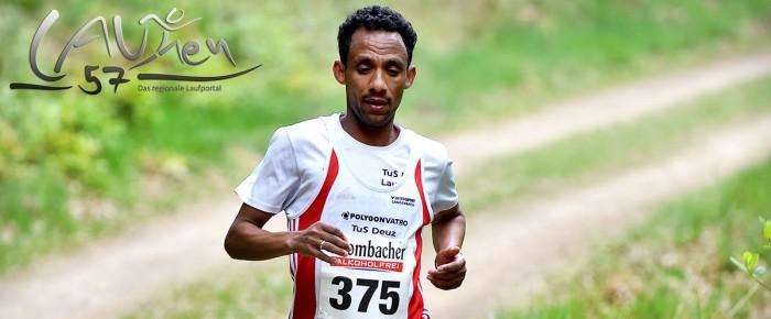 Yohannes Hailu Atey gewinnt 27. Deuzer Pfingstlauf – Frauen der SG Wenden im Doppelpack