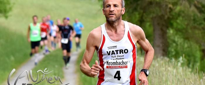 Stefan Brockfeld läuft Siegerlandbestzeit über 800 Meter