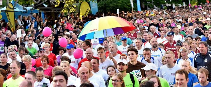 14. Siegerländer AOK-Firmenlauf ausgebucht – 9.000 Läufer am Start