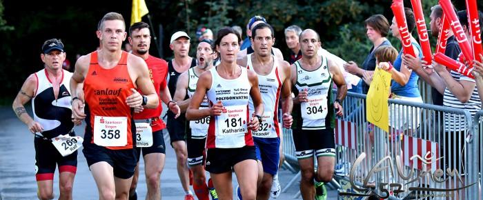 Helden in der Hitze: 3. Siegener Sparkassen-Marathon mit Musik bei über 34 Grad