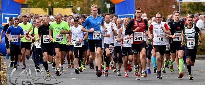 Sauer- und Siegerländer dominieren beim 30. Hachenburger Löwenlauf