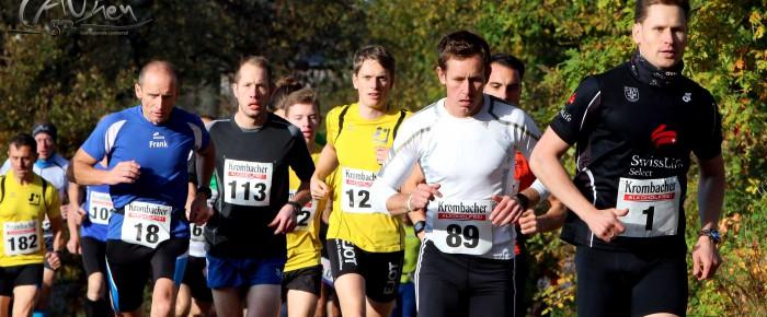 Tobias Lautwein und Julia Rosenthal gewinnen HauBerg-Lauf Helberhausen