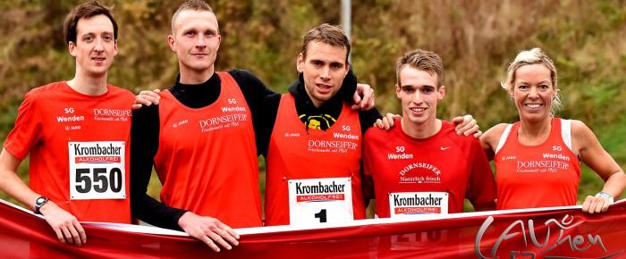Läufer der SG Wenden dominieren beim 41. Südsauerlandlauf