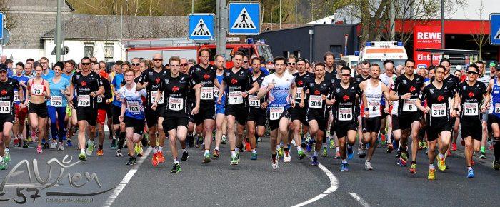 Triathleten des TVE Netphen dominieren beim Auftakt zum Ausdauer-Cup 2017 in Herdorf
