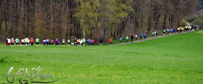 Wenig Starter beim 10. Keilerlauf in Netphen