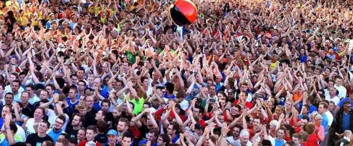 14. Siegerländer AOK-Firmenlauf in den Startlöchern:  9.000 Teilnehmer – mehr geht nicht!
