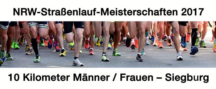 Markus Mockenhaupt gewinnt bei NRW-Straßenlauf-Meisterschaft M35-Titel