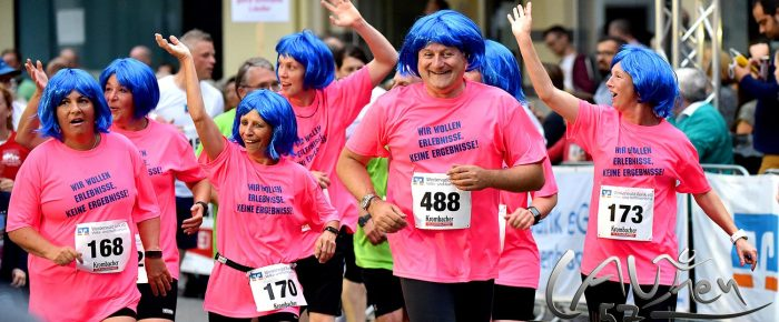 Neuer Trend: Läufer wollen Erlebnisse und unvergessliche Momente