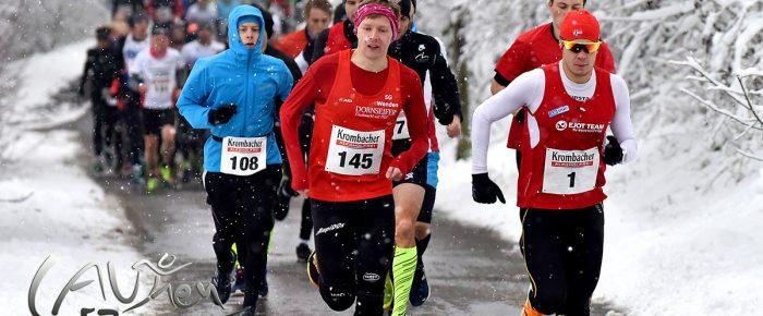 Wintereinbruch zum Start des Ausdauer-Winter-Cups 2017/18