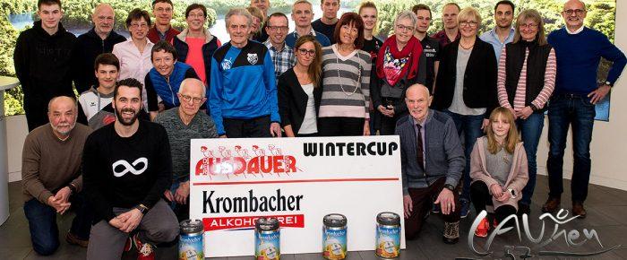 Feierlicher Abschluss des Ausdauer-Winter-Cups 2017/18