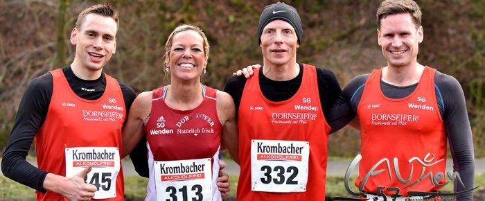 SG Wenden dominierte auch den 16. Asdorflauf des VfL Wehbach