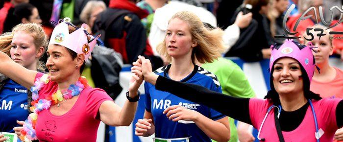 Siegen hat jetzt auch einen Frauenlauf: 1. Siegener Women's Run startet am Sonntag, 9. September 2018
