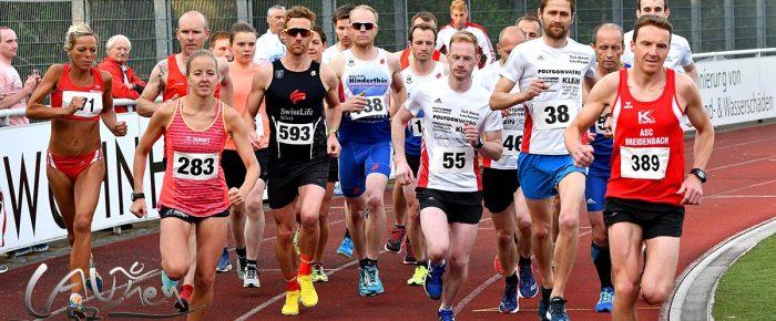 Kreis-Langstrecken-Meisterschaften: Dörschel – Schönauer sowie Schmechel – Schäfers