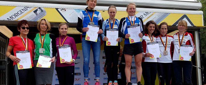 Vier Medaillen für den TuS Deuz bei den Deutschen Marathon-Meisterschaften