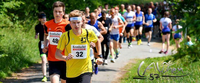 Erneute Hitzeschlacht beim 22. Büscher Waldlauf – 2. Lauf AOK-Rothaar-Cup 2018
