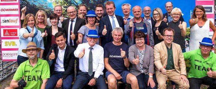 Erfolgsgeschichte geht weiter: 15. Siegerländer AOK-Firmenlauf in Siegen in den Startlöchern