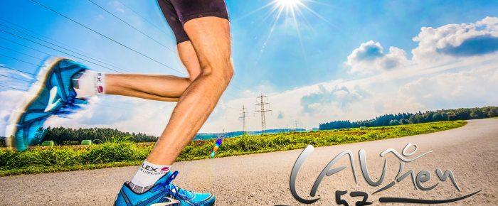 """Broschüre """"Laufen in Siegen"""" mit den acht schönsten Laufstrecken in der Krönchenstadt"""