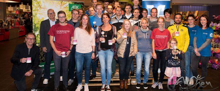 Tausende Gewinner – und einige Sieger beim 15. Siegerländer AOK-Firmenlauf