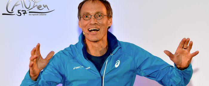 "Olympiasieger Dieter Baumann: Laufband-Tanz des ""weißen Kenianers"""