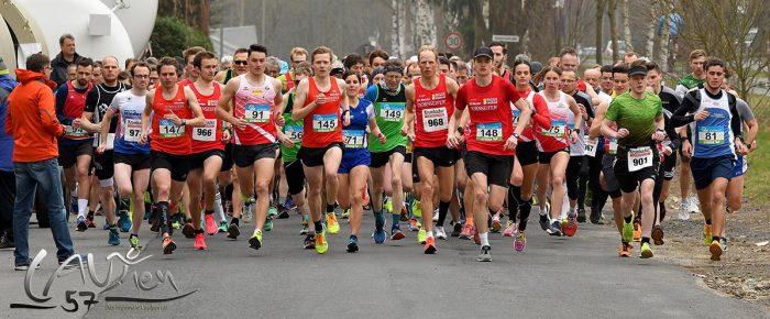 Schnelle Zeiten bei Rheinland-Straßenlauf-Meisterschaften in Niederfischbach