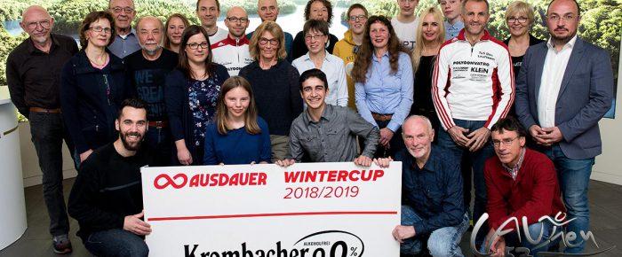 Ausdauer-Winter-Cup wird in den Ausdauer-Cup integriert