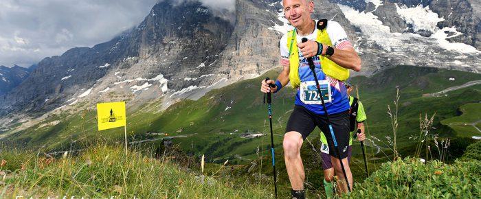 Rüdiger Stahl bewältigt Eiger Ultra Trail über harte 6700 Höhenmeter