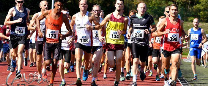 Ausdauer-Cup 2019: Hitze machte Sportlern beim Wielandlauf zu schaffen
